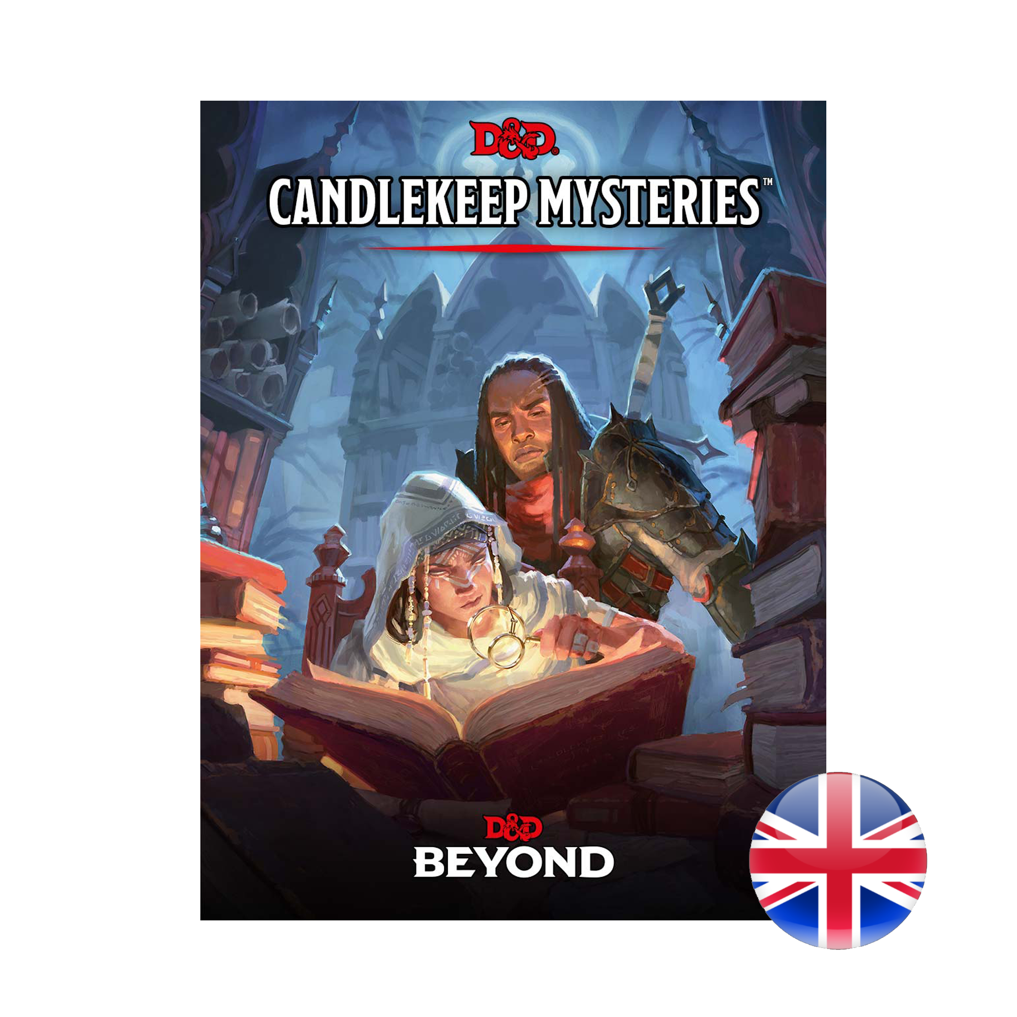 Wizards of the Coast D&D Dungeons & Dragons: Candlekeep Mysteries (book)