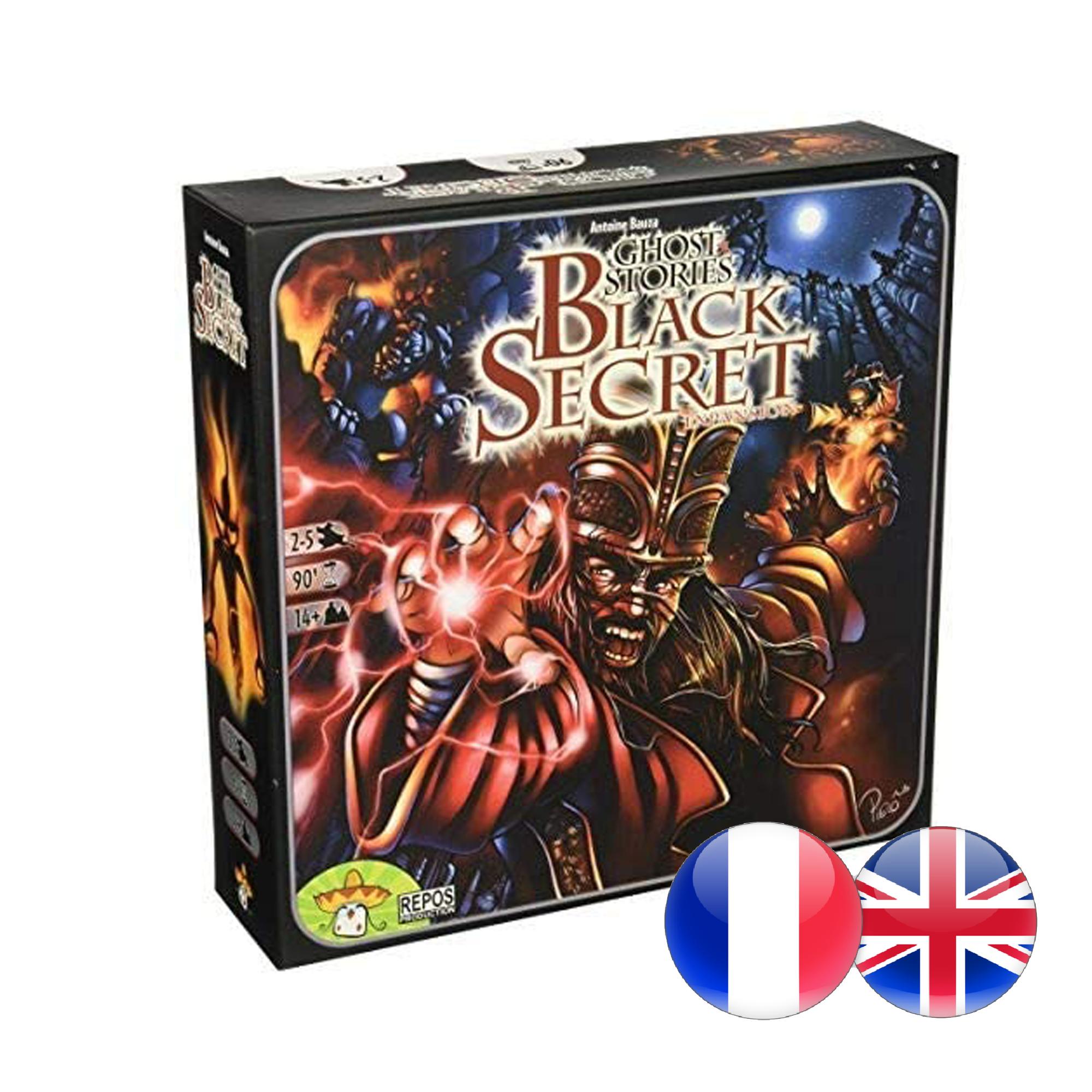 Repos Production Ghost Stories: Black Secret (multi)