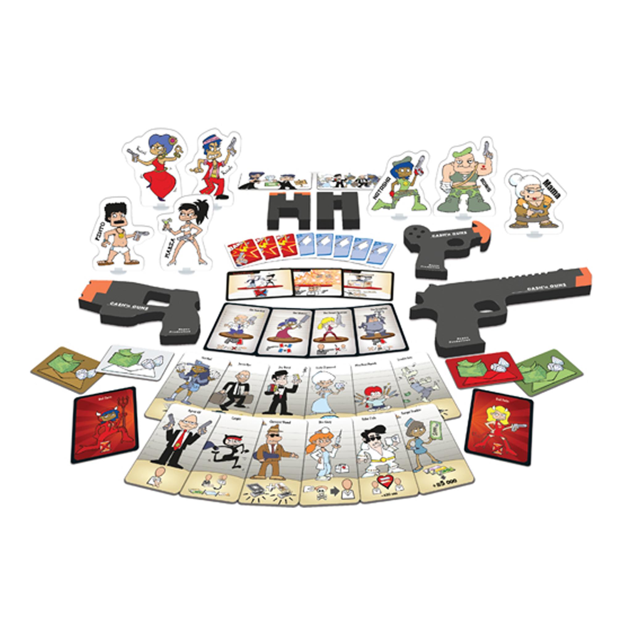 Repos Production Cash 'n Guns: Team Spirit VA