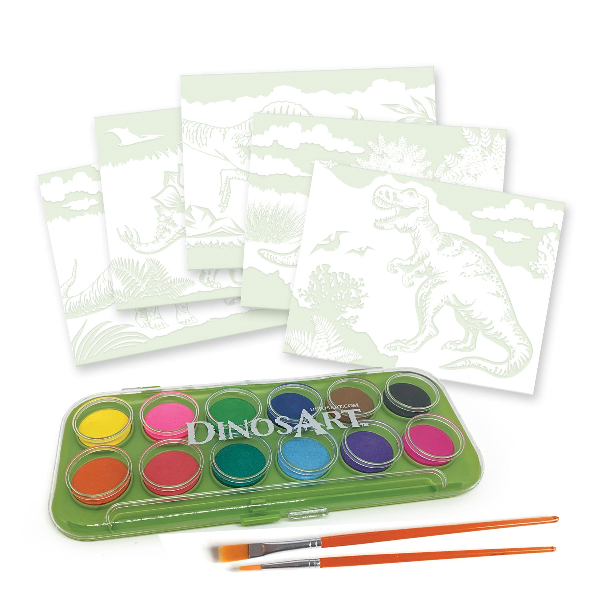 DinosArt Aquarelle magique DinosArt