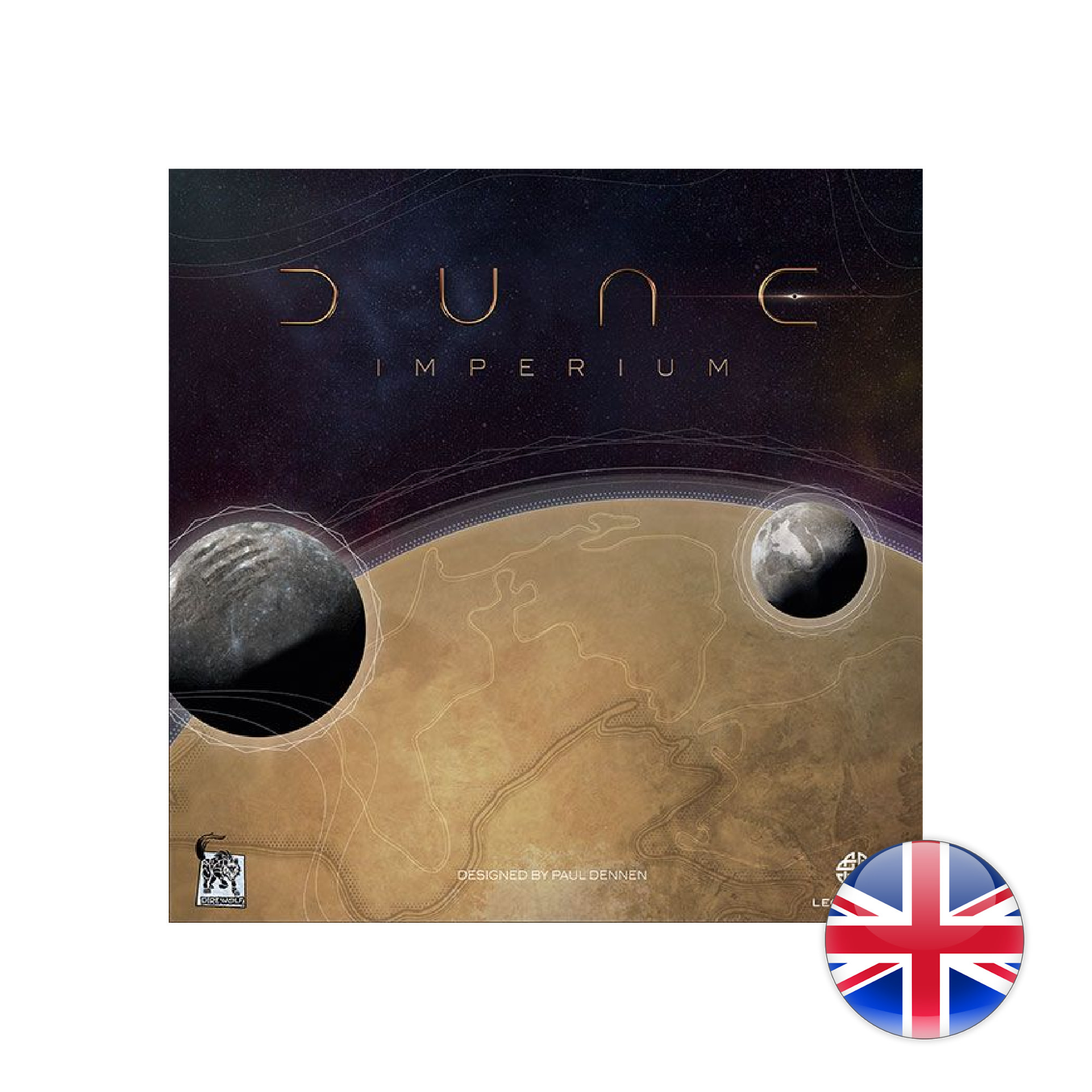 Dire Wolf Digital Dune: Imperium VA
