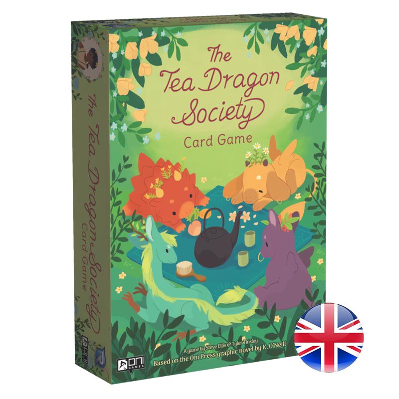 Renegade The Tea Dragon Society Card Game