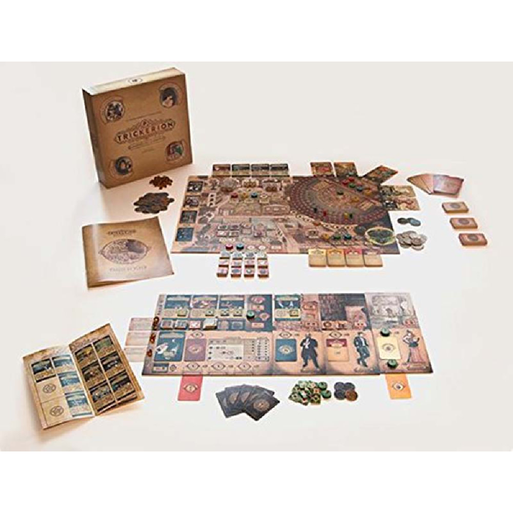 Mindclash Games Trickerion: Legends of Illusion