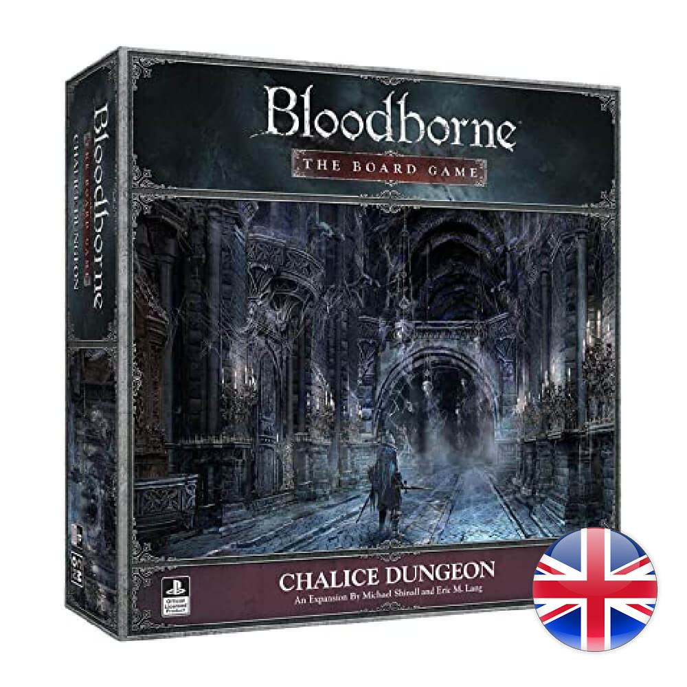 CMON Limited Bloodborne: The Board Game: Chalice Dungeon