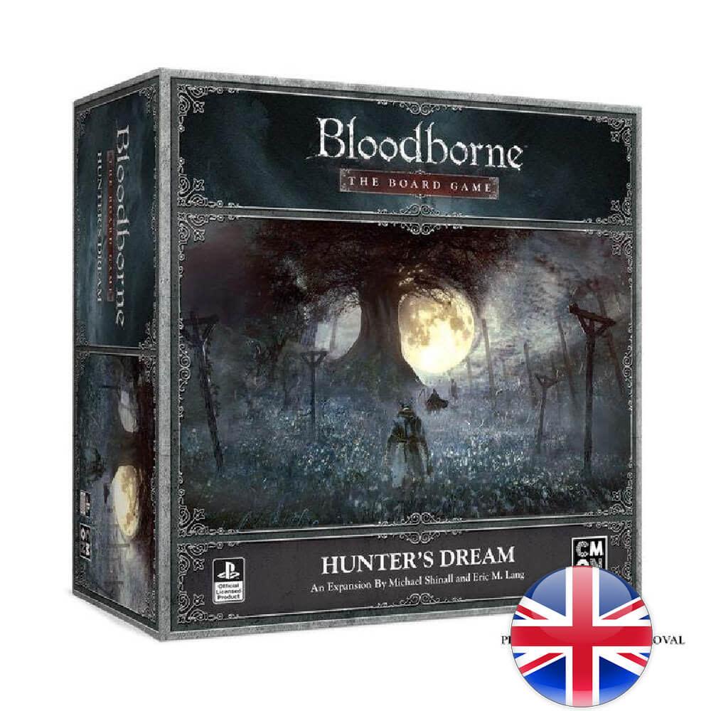 CMON Limited Bloodborne: The Board Game: Hunter's Dream