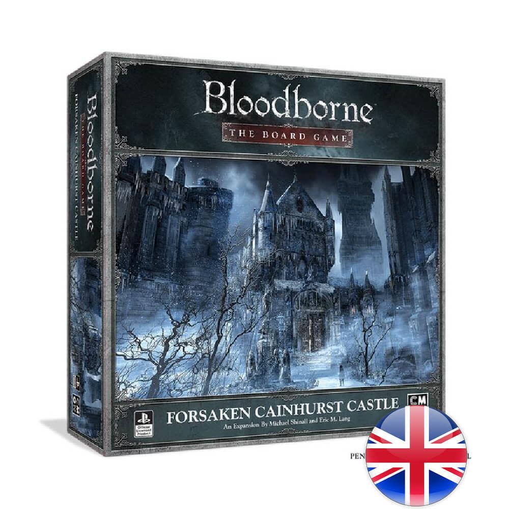 CMON Limited Bloodborne: The Board Game: Forsaken Cainhurst Castle