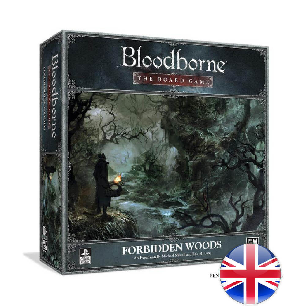 CMON Limited Bloodborne: The Board Game: Forbidden Woods