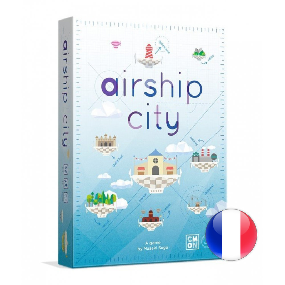 Funforge Airship City VF