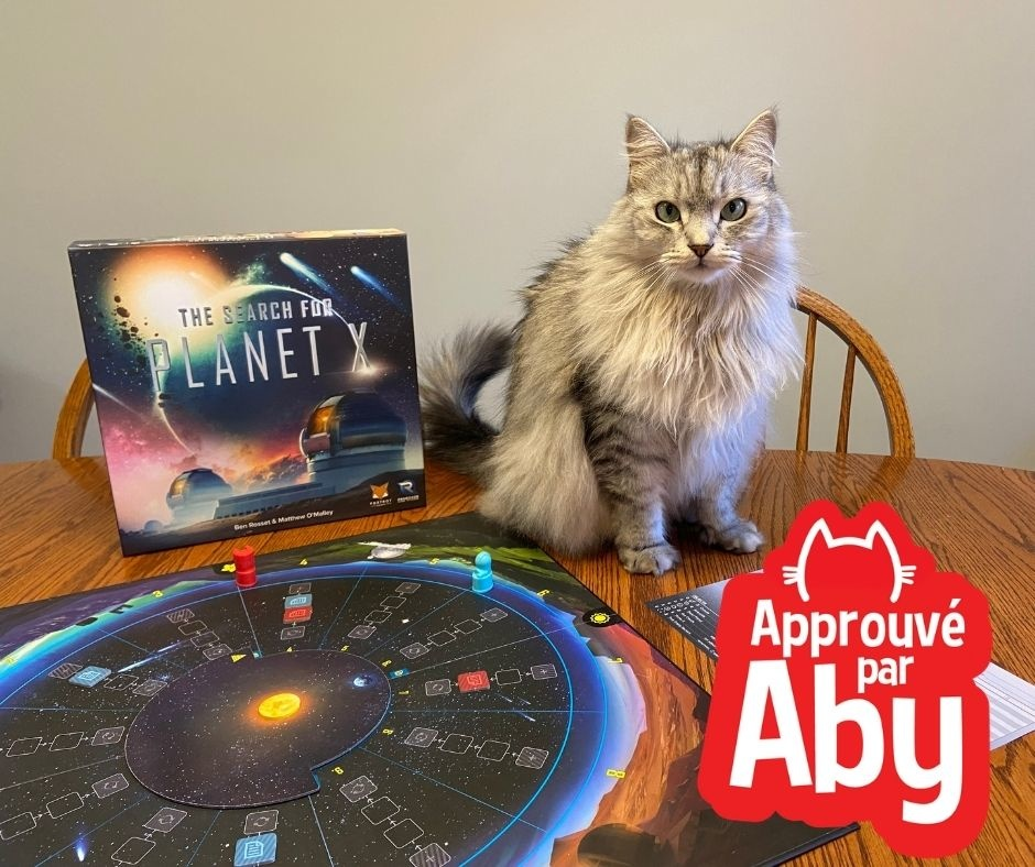 The Search for Planet X - Approuvé par Aby