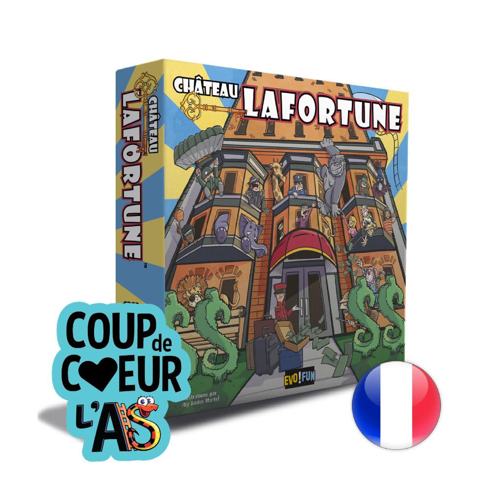 Evo!Fun Château Lafortune