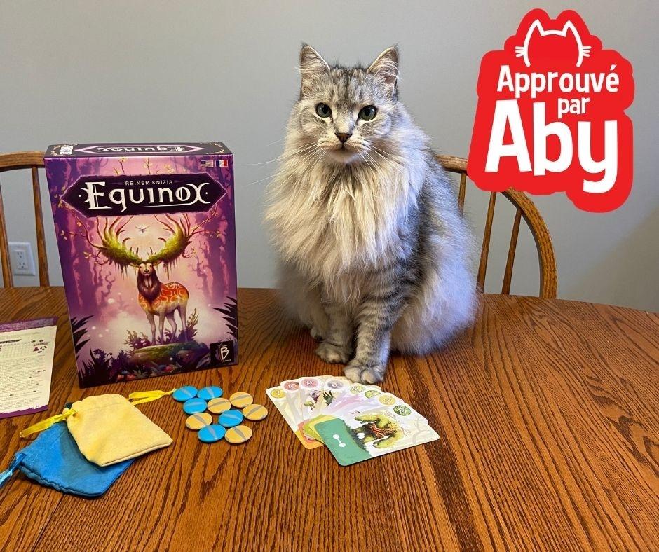 Equinox - Approuvé par Aby