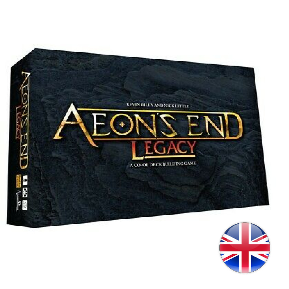 Indie Boards and Cards Aeon's End - Legacy