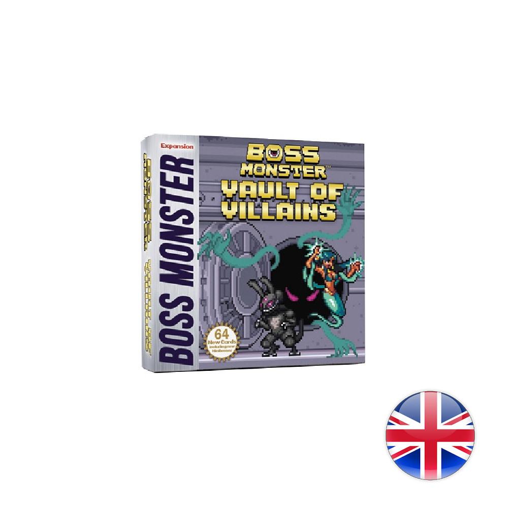 BrotherWise Games Boss Monster: Vault of Villains VA