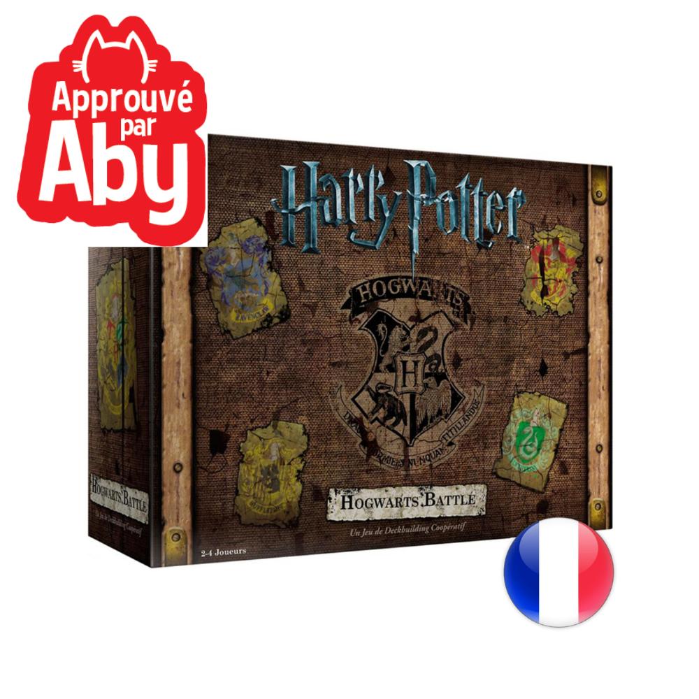 USAopoly Harry Potter Hogwarts Battle VF