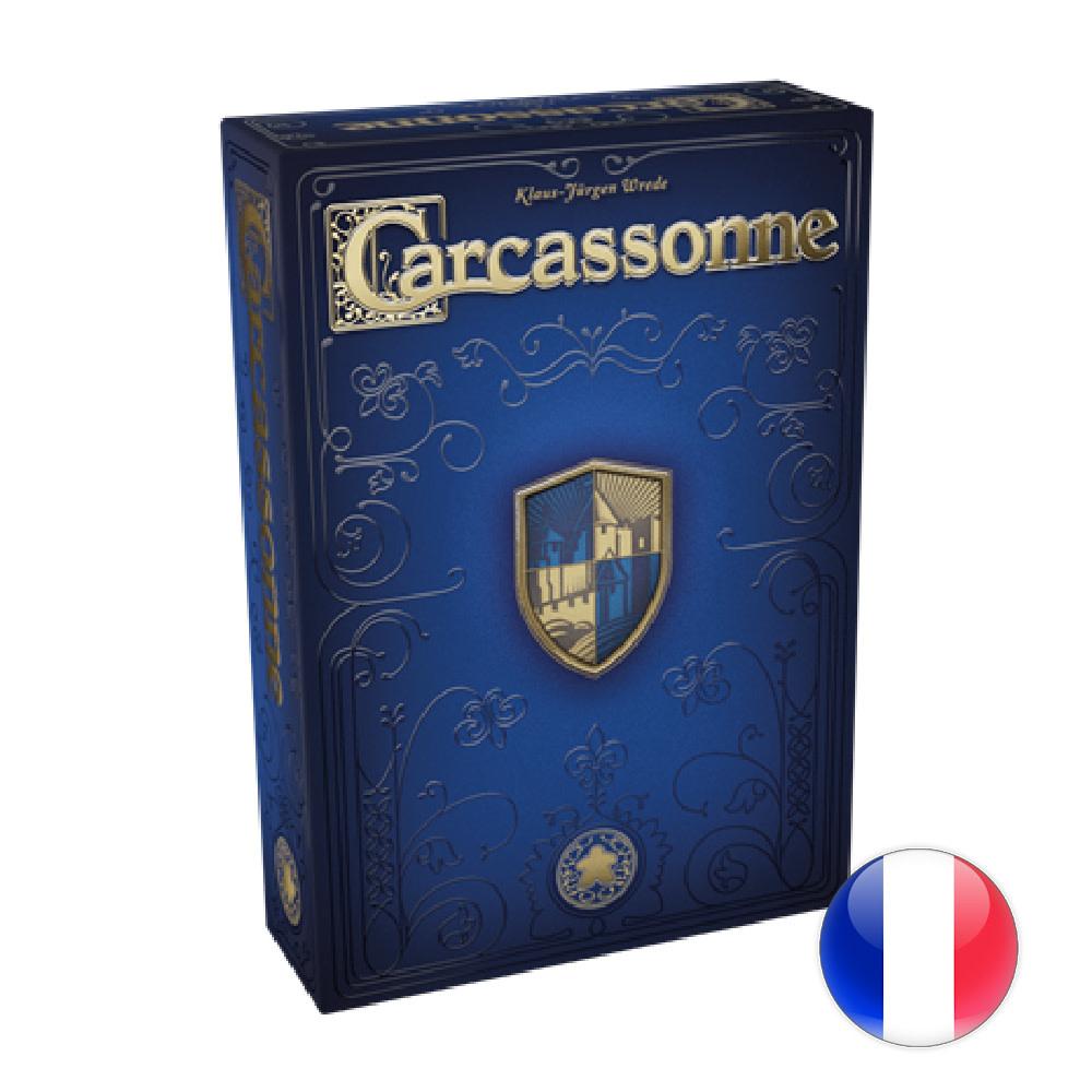 Z-Man Carcassonne: 20e anniversaire