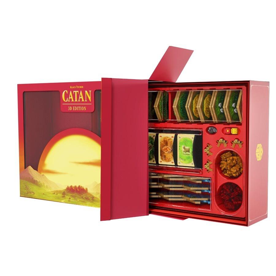 Catan Studios Catan 3D Edition - PRÉCOMMANDE