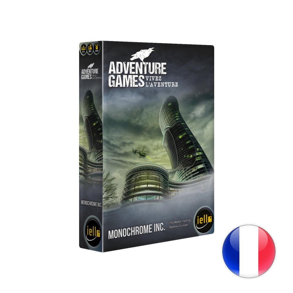 IELLO Adventure Games: Monochrome VF