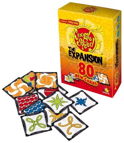 Asmodee Jungle Speed Extension