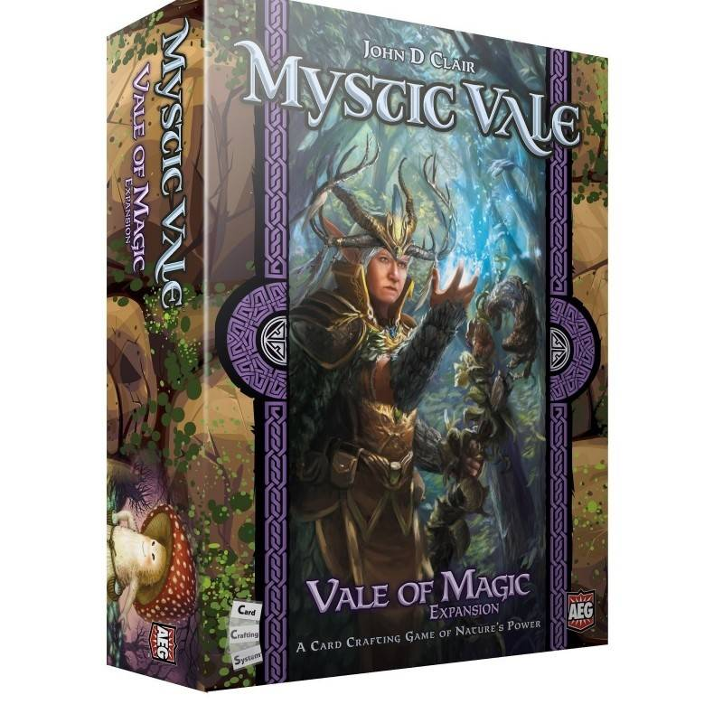 AEG Mystic Vale : Vale of Magic