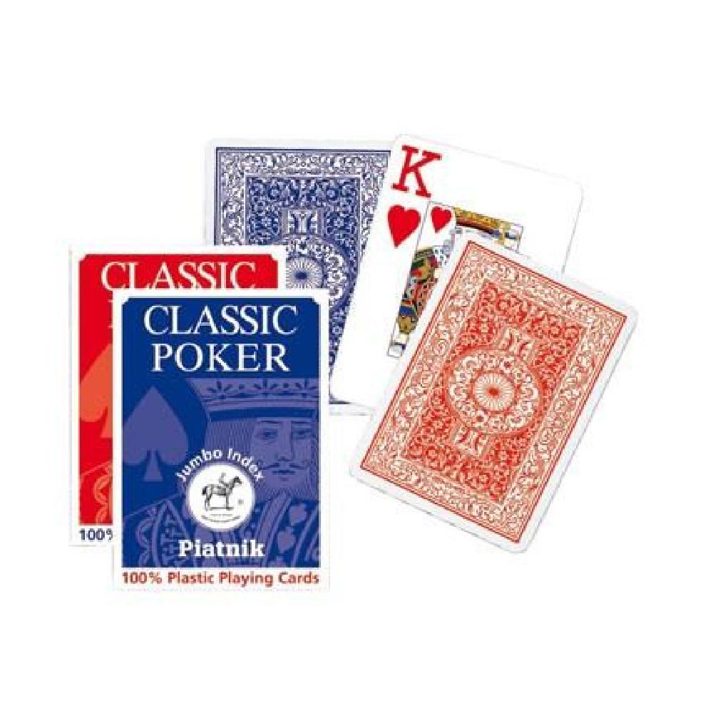 Piatnik Cartes à jouer Poker Classique