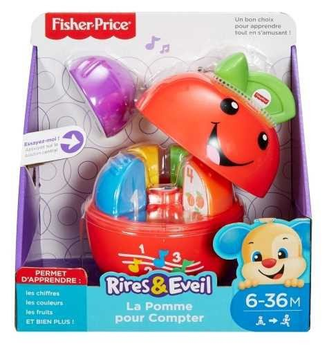 Fisher Price Fisher Price Rires & éveil Pomme apprentissage