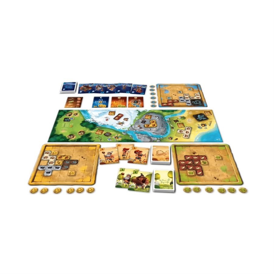 The Flying Games Prehistories (multi)