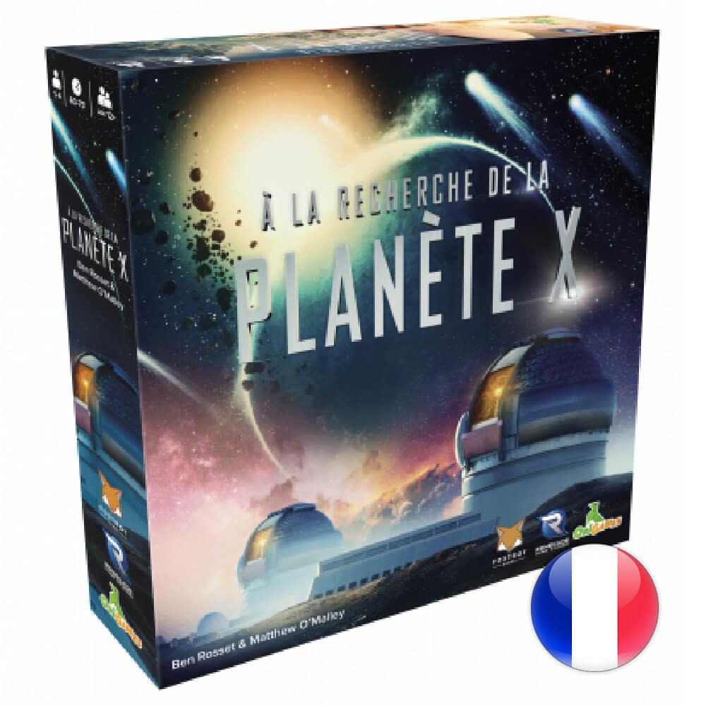 Renegade À la Recherche de la Planète X