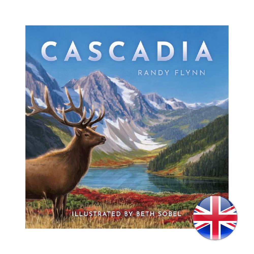 Lucky Duck Games Cascadia VA