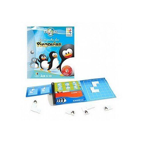 Smart Games Jeu de voyage: La marche des pingouins