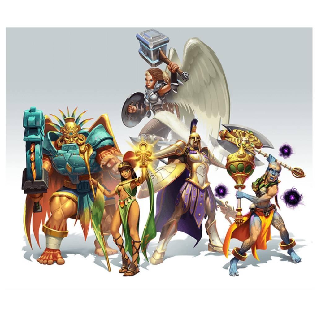 IELLO Arena: For the Gods!