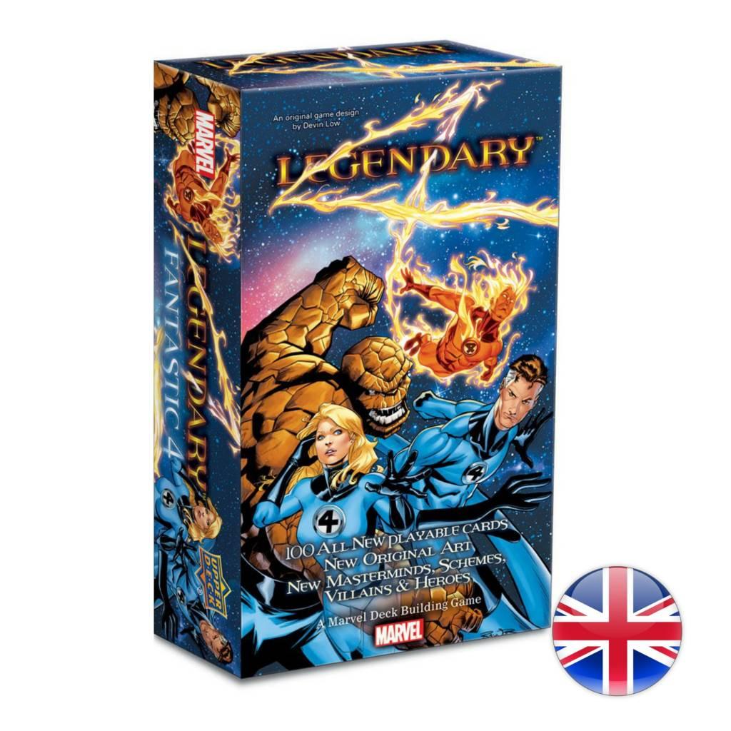 Upper Deck Marvel Legendary: Fantastic Four Expansion