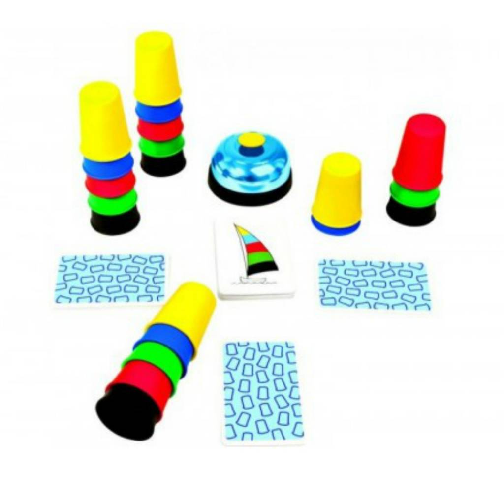 Kikigagne? Speed Cups: les gobelets en folie