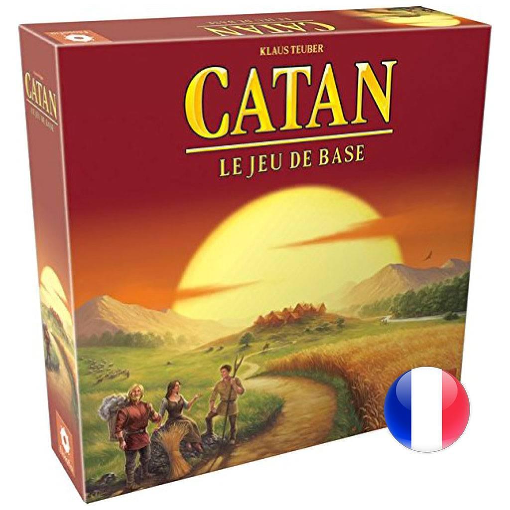 Filosofia Catan - Le jeu de base