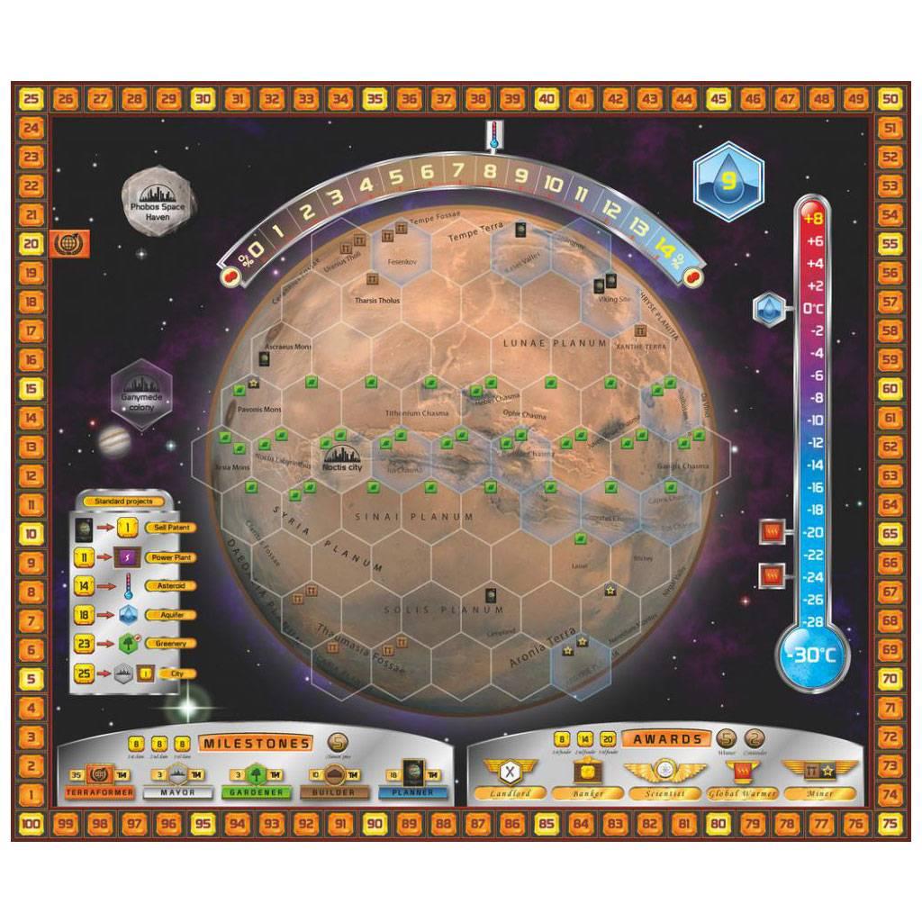 Stronghold Games Terraforming Mars VA