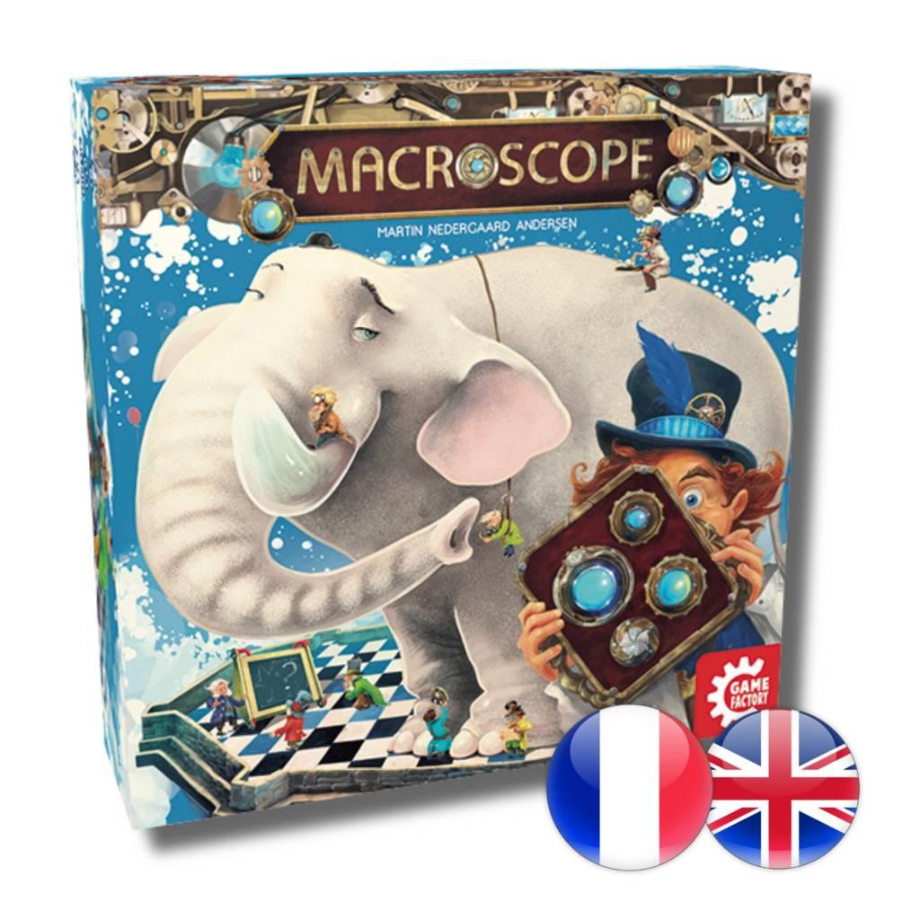Boréal Macroscope