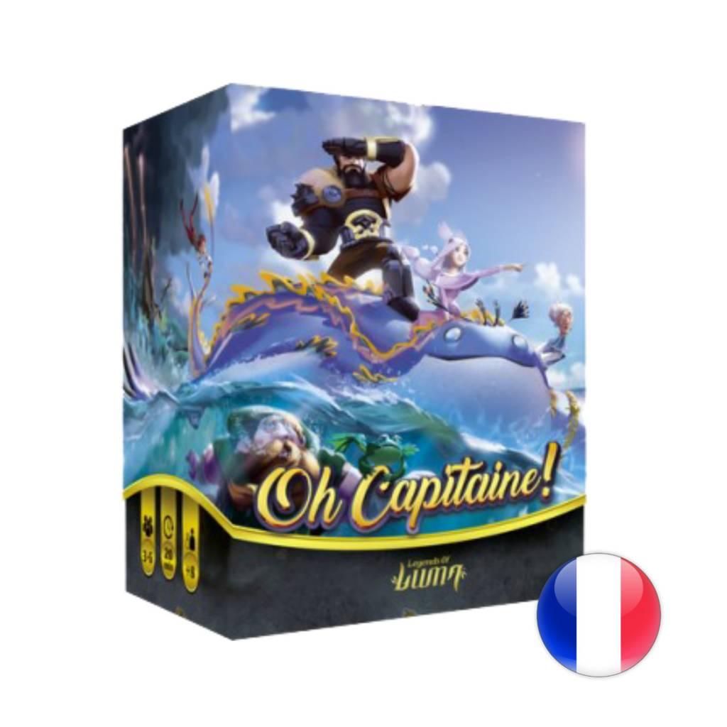 Ludonaute Oh Capitaine!