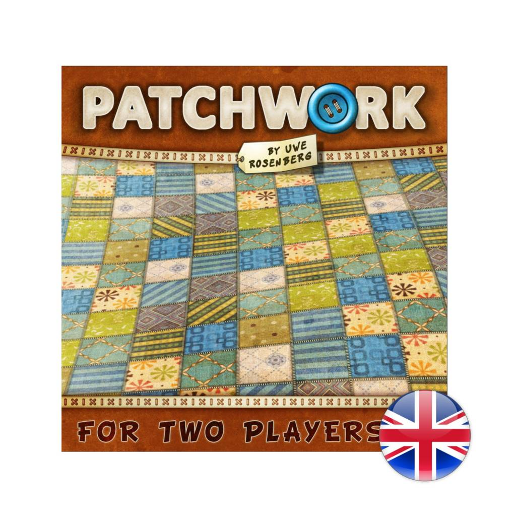Mayfair Games Patchwork VA