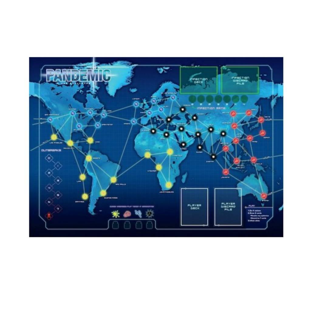 Z-Man Pandemic 2013