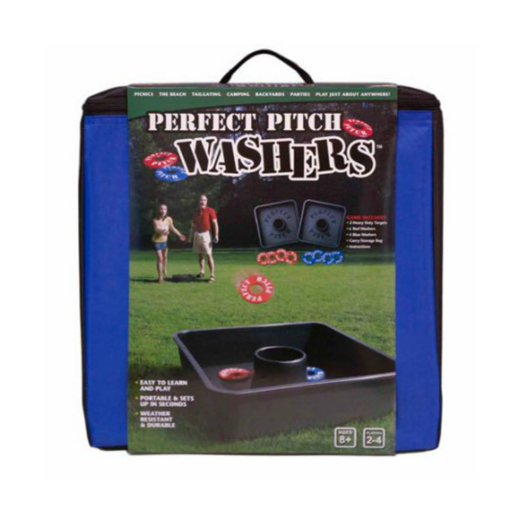 Perfect Pitch Washer