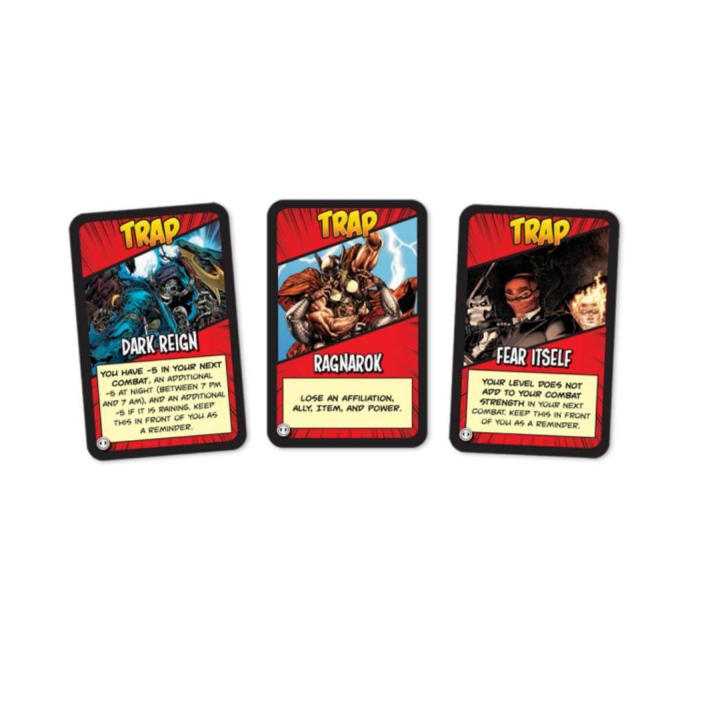Steve Jackson Games Munchkin Marvel Mystic Mayhem
