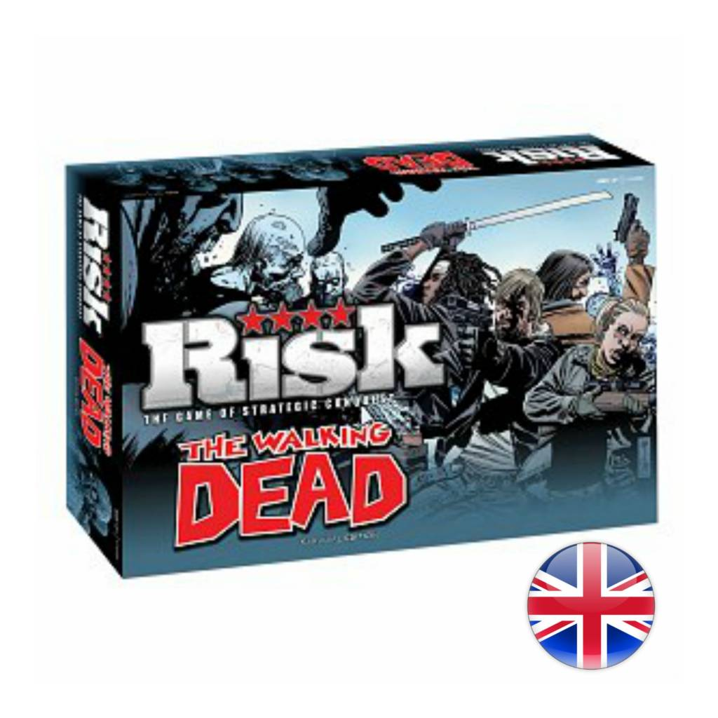 USAopoly Risk The Walking Dead