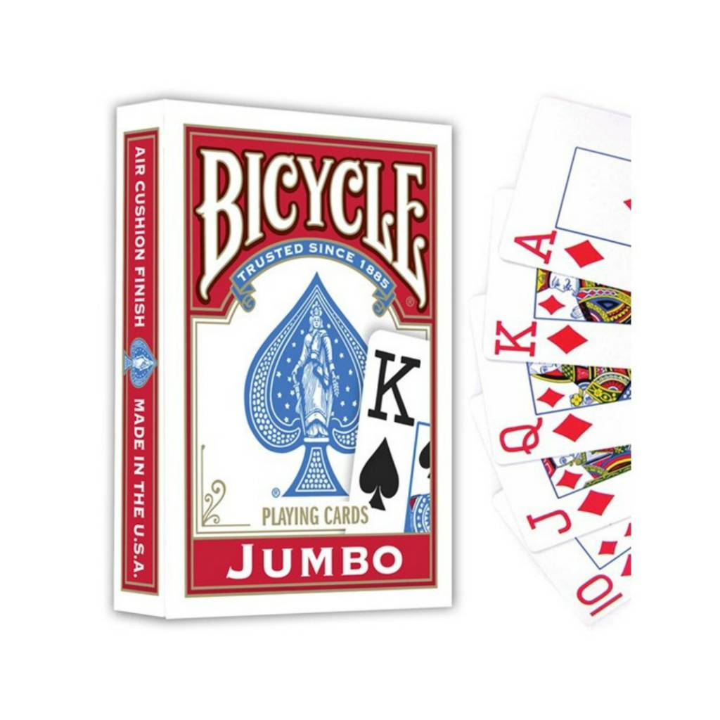 Bicycle Cartes à jouer Bicycle Jumbo Index