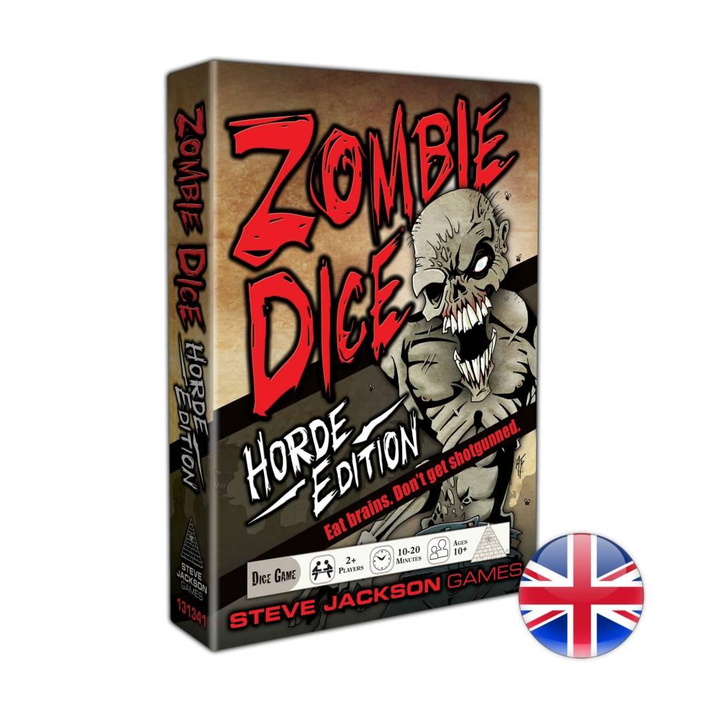 Steve Jackson Games Zombie Dice Horde Edition