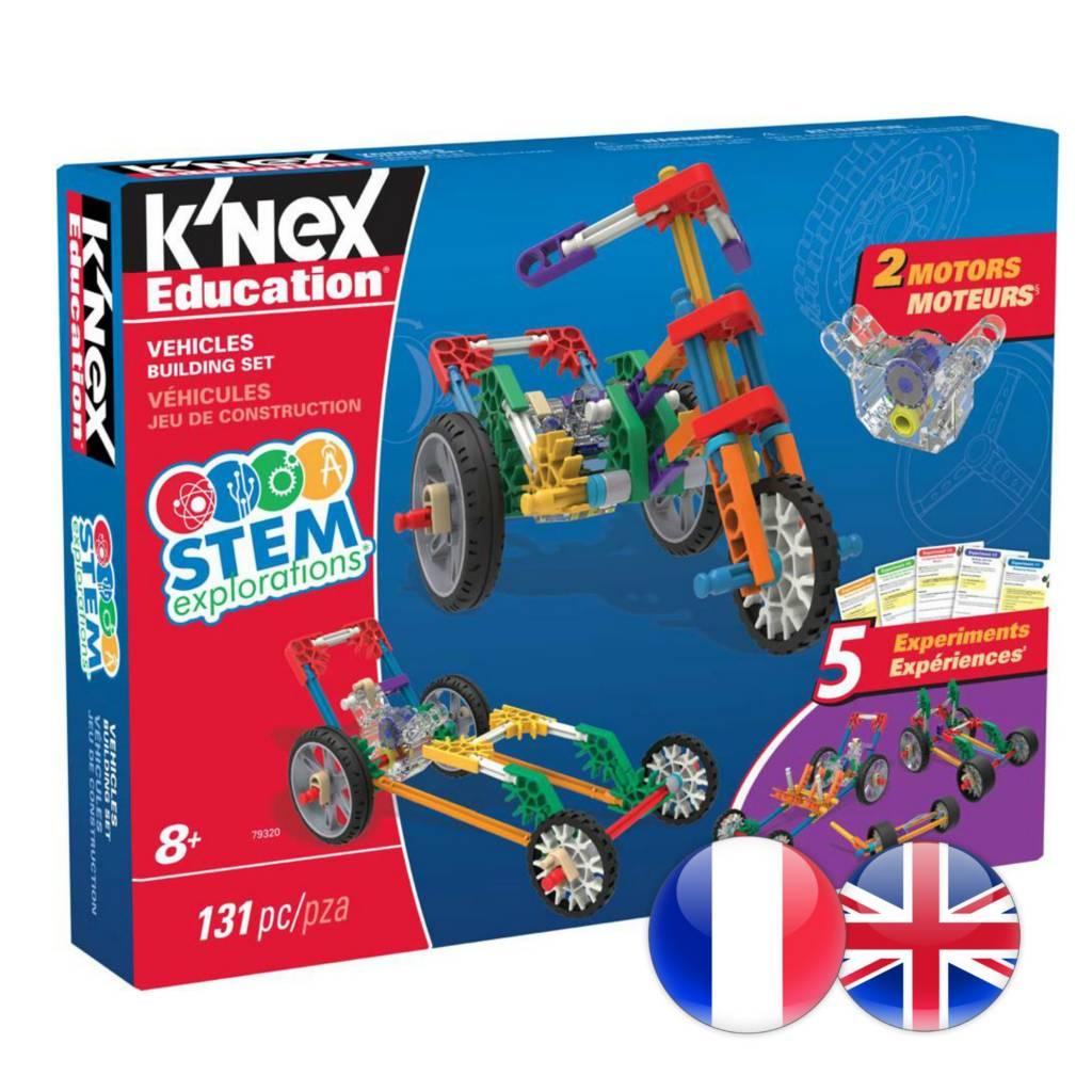 K'Nex K'nex S.T.E.M Exploration Ensemble véhicule