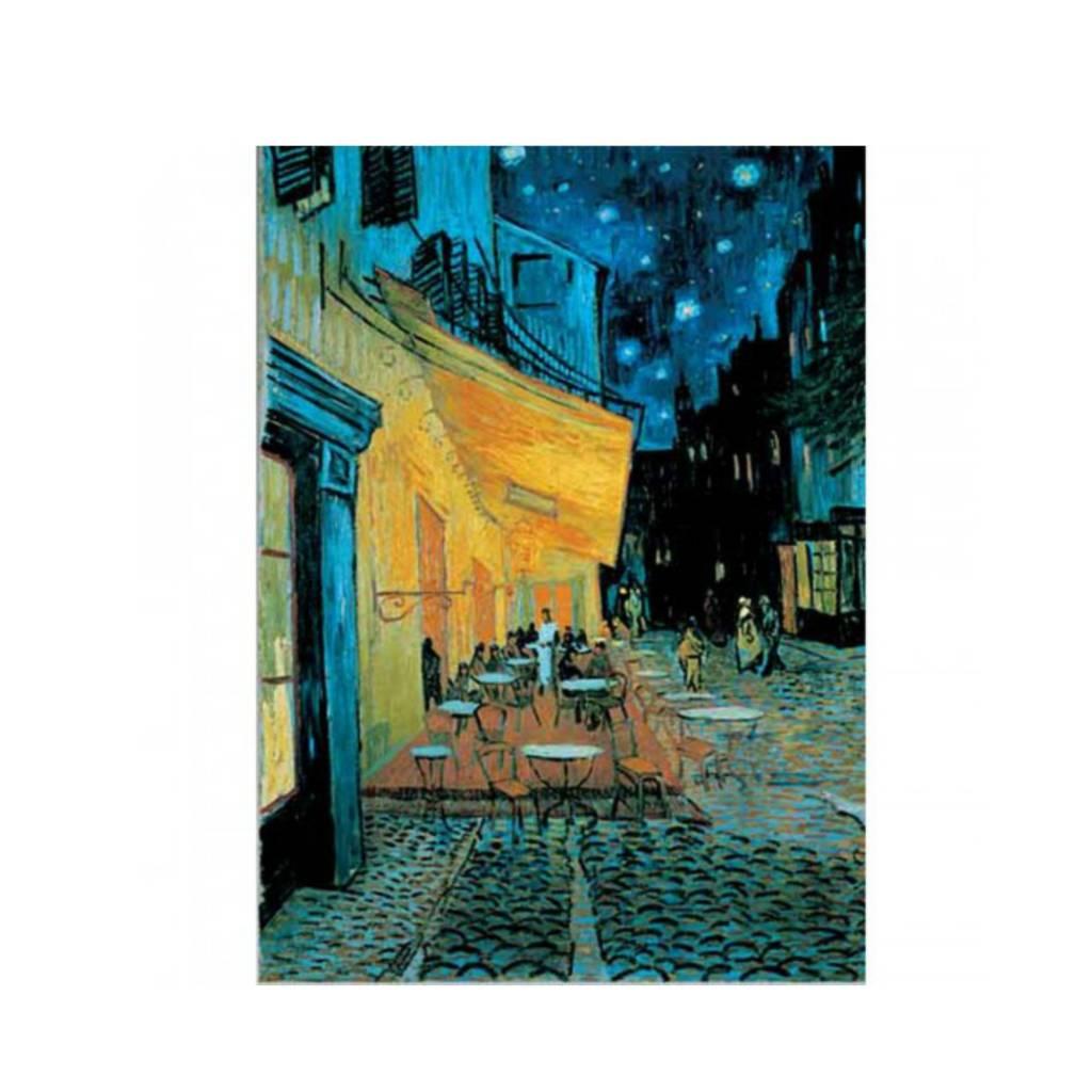 Ricordi Arte Puzzle: 1000 Cafè  De Nuit