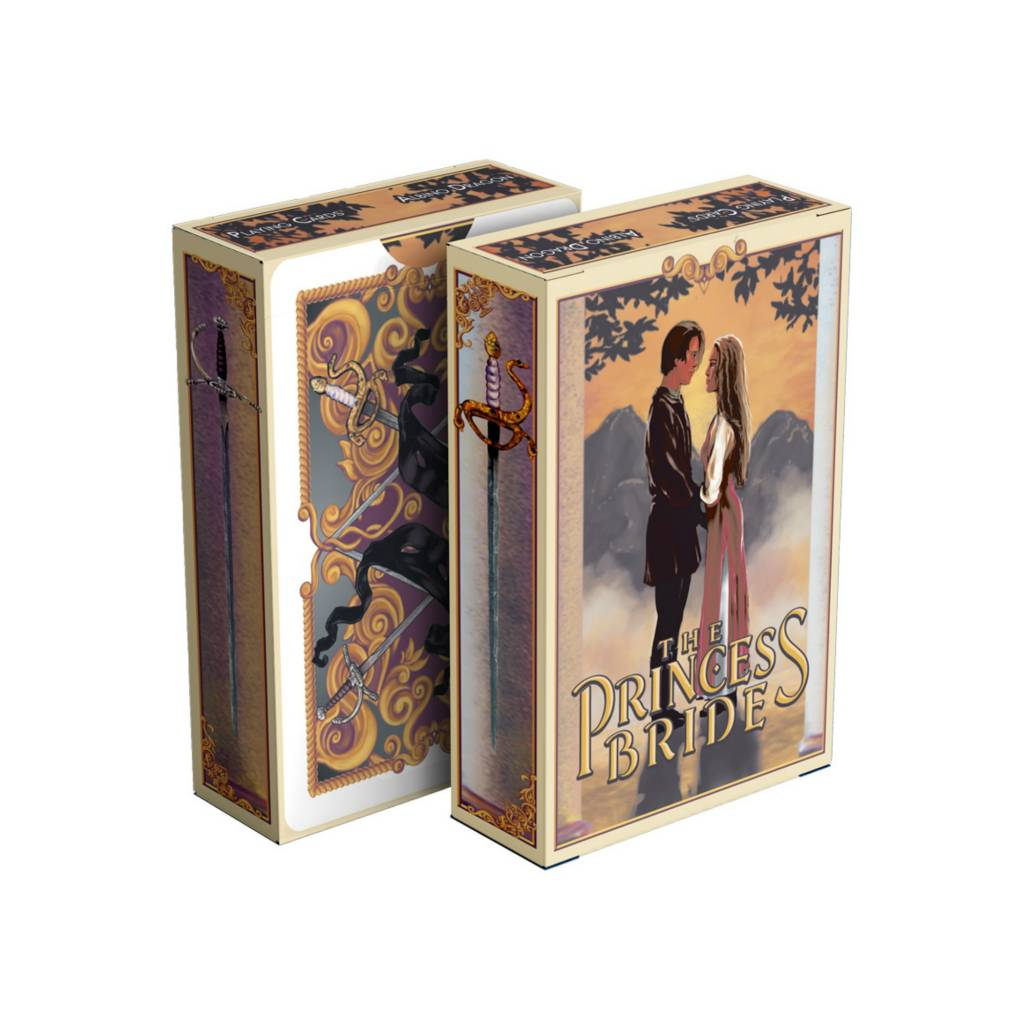 Bicycle Playing Cards: Princess Bride As You Wish
