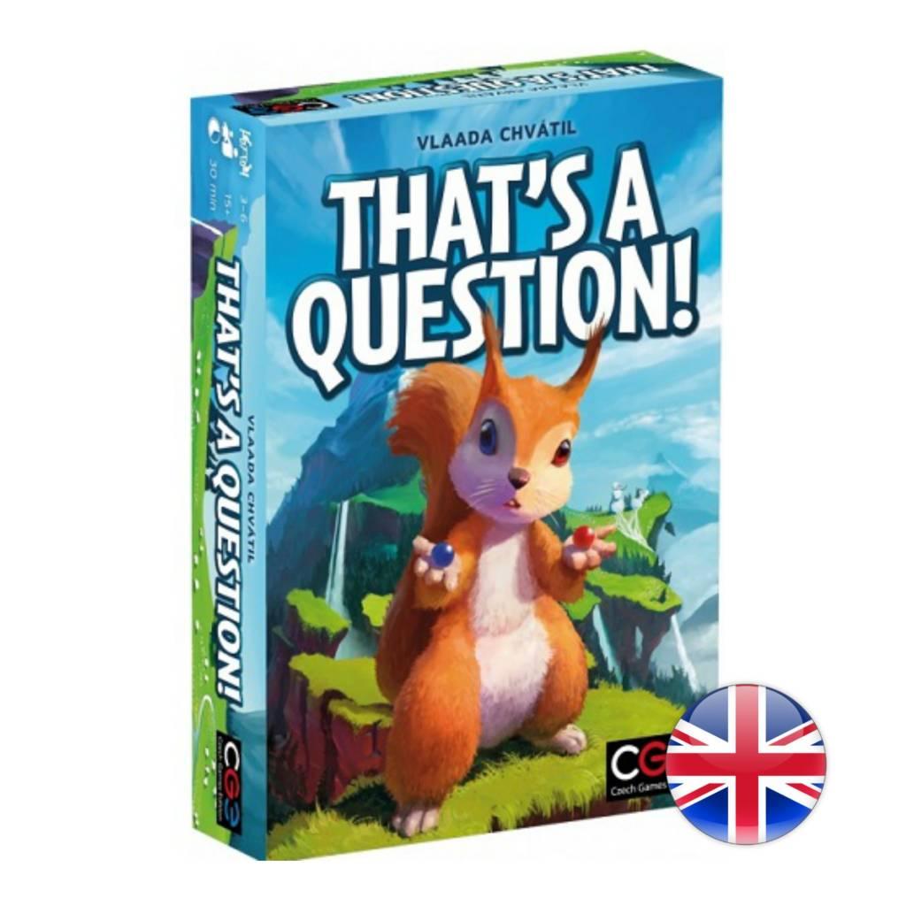 Czech Games Edition That's a Question!