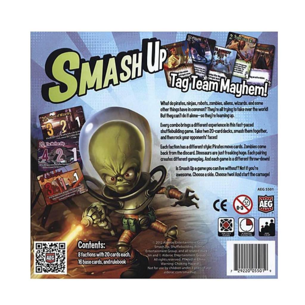 AEG Smash Up VA