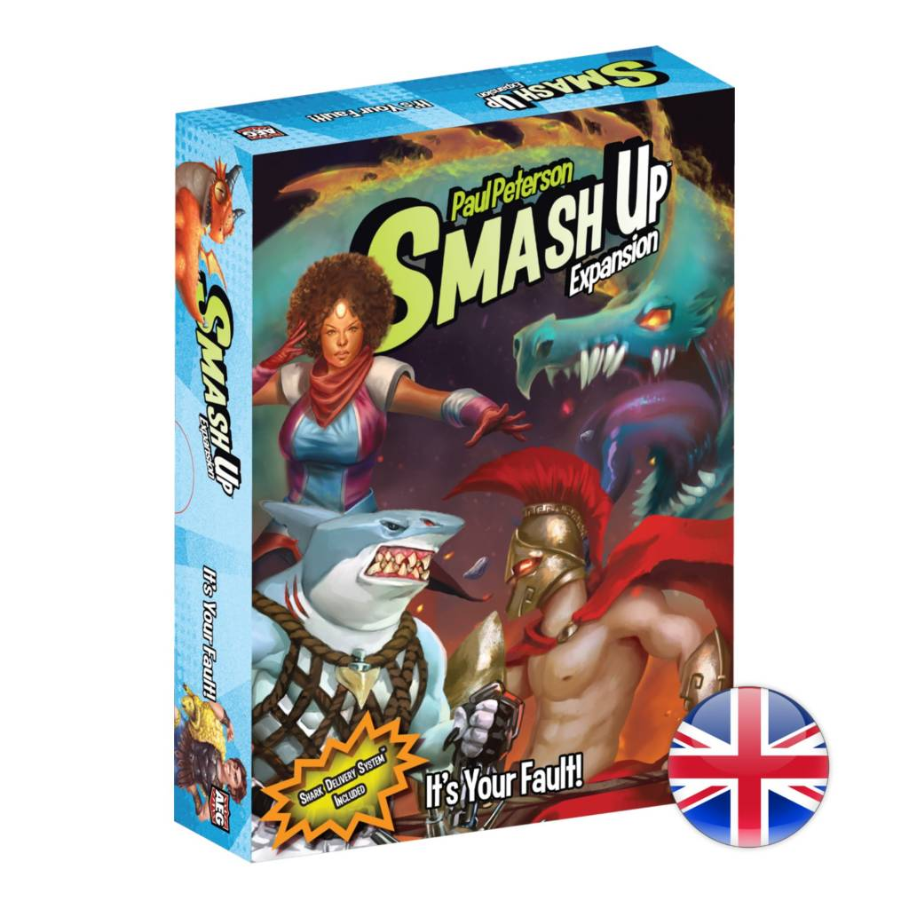 AEG Smash Up It's Your Fault!  - Exp.