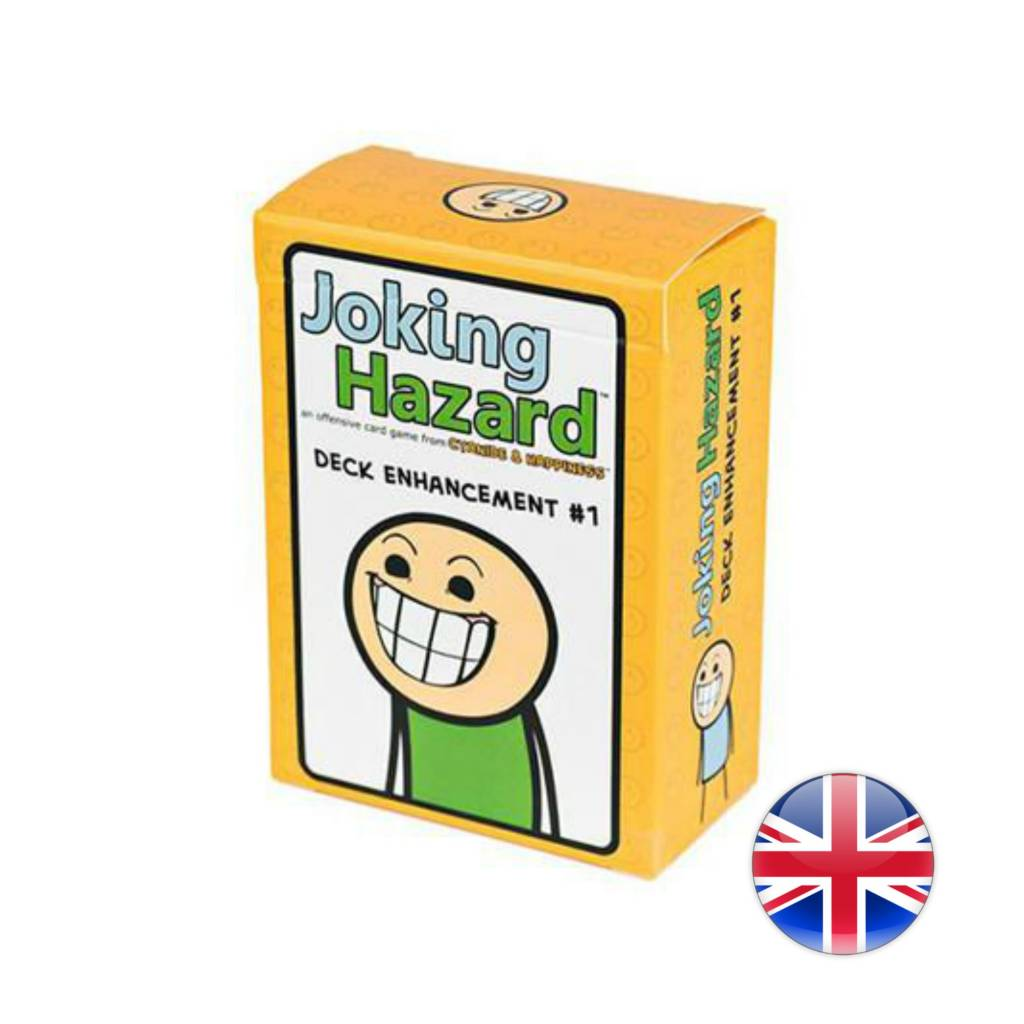 Breaking Games Joking Hazard;Deck Enhancement 1
